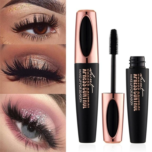 Makeup Eyelash Mascara Eye Lashes Makeup 4D Silk Fiber Lash Mascara