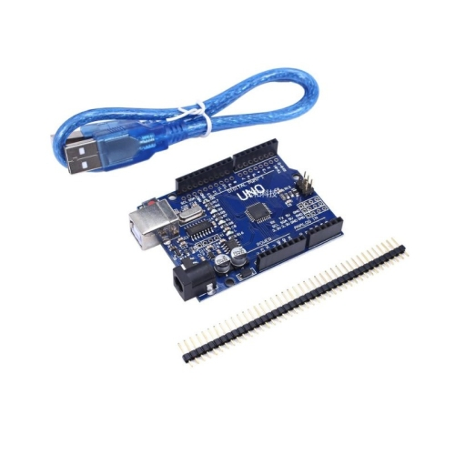 UNO R3 CH340G Improved Version Development Board with 150cm USB Cable