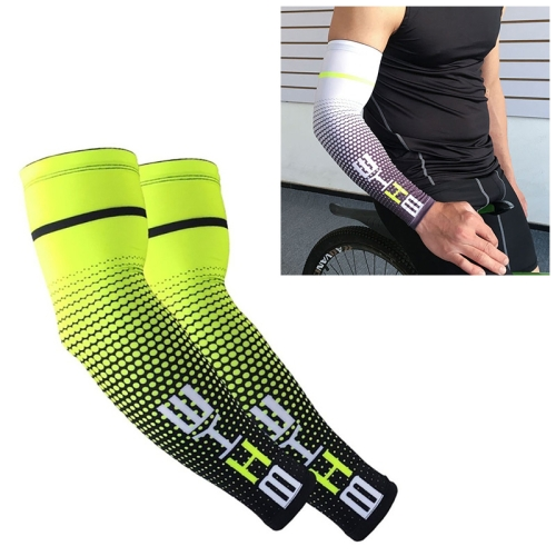 5-Color Bicycle Cycling UV Sun Protection Arm Warmers Biking Cuff Sleeve Cover