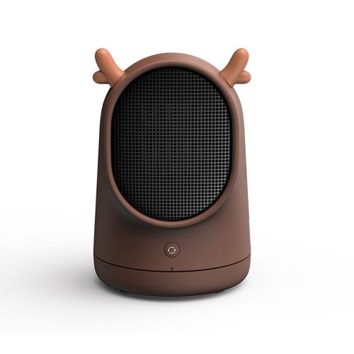 sunsky-online.com - 15% OFF by SUNSKY COUPON CODE: TBD05348398 for Christmas Mini Home Office Desktop Heater CN Plug
