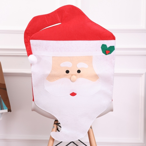 sunsky-online.com - 15% OFF by SUNSKY COUPON CODE: TBD0535017601 for 2 PCS Christmas Chair Cover Christmas Table Decoration(Grandpa )