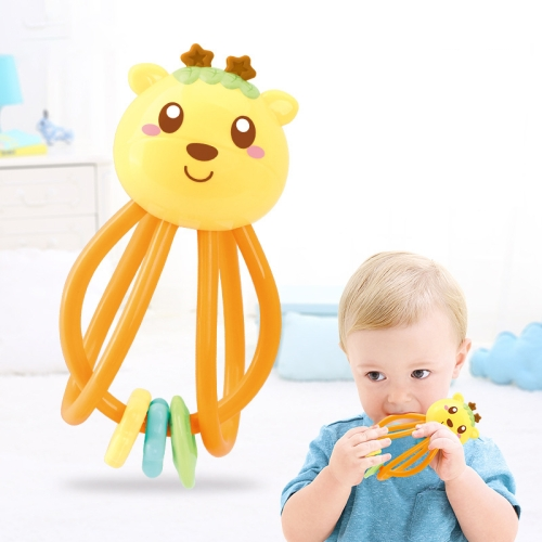 sunsky-online.com - 15% OFF by SUNSKY COUPON CODE: TBD0535749001 for Baby Toy Rattle Hand Catch Ball Teether(Star)