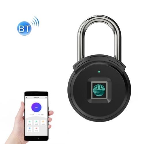 sunsky-online.com - 15% OFF by SUNSKY COUPON CODE: TBD05360769 for Locker USB Charging Smart Fingerprint Padlock Outdoor Remote Authorization Bluetooth Anti-Theft Lock