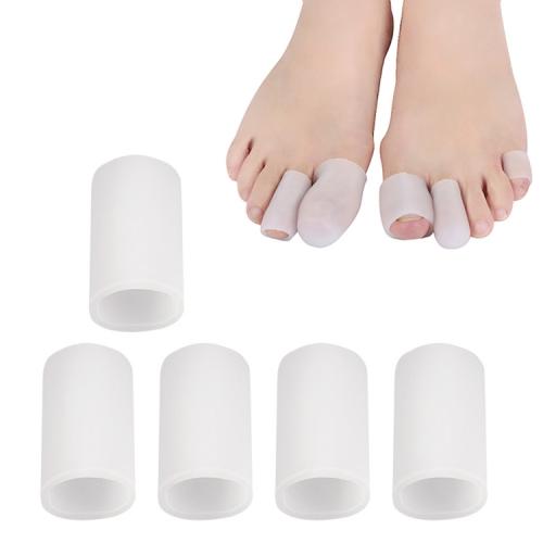 sunsky-online.com - 15% OFF by SUNSKY COUPON CODE: TBD0537000702 for 5 Sets Corn Toe Cover Finger Toe Care Set Color Random Delivry, Style:Open