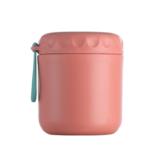 sunsky-online.com - 15% OFF by SUNSKY COUPON CODE: TBD0537205301 for Stainless Steel Soup Cup Soup Pot Lunch Box Portable Thermos Cup(Red)