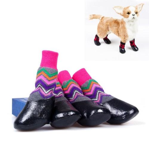 Pet Socks Shoes Cat Dog Non-Slip
