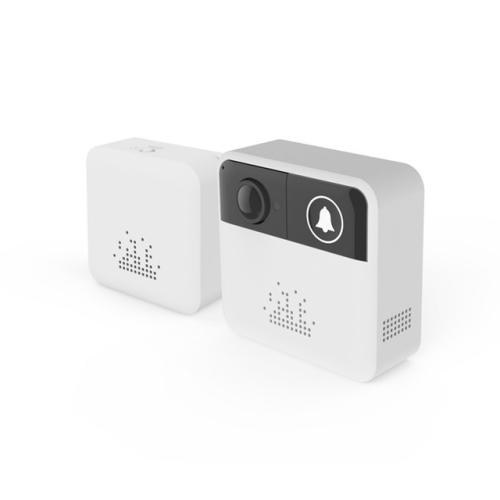 SUNSKY - 720P HD Wireless WIFI Doorbell APP Control Door