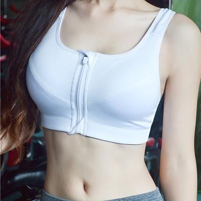 Womens Bra Shockproof Thicken Sports Underwear Running Fitness Breathable Underwear