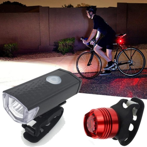 Bike headlight and tail light