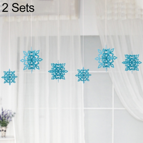 snowflake table decorations.htm sunsky 2 sets winter christmas 3d snowflake decorations window  christmas 3d snowflake decorations