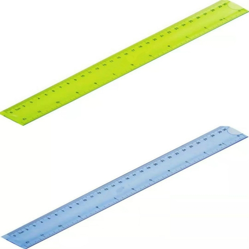 Sunsky Soft Ruler Student Flexible Ruler Tape Measure