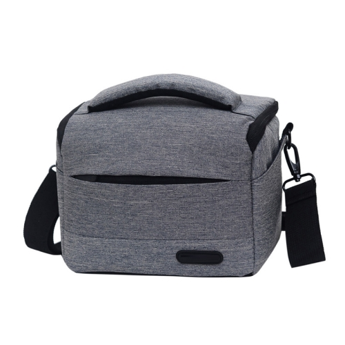 CAOMING Waterproof DSLR Camera Bag for Nikon Canon Sony Panasonic etc Camera Size:Large Durable Color : Coffee