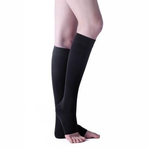 Bamboo Fiber Stockings Square Lattice Section Men Socks Section Double Needle