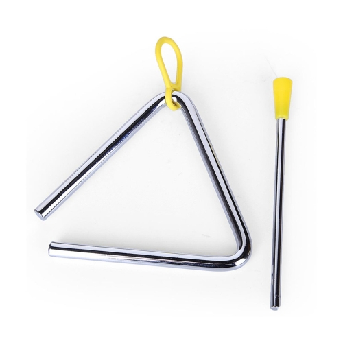 5 inch Percussion Triangle Iron Children Educational Music Toy