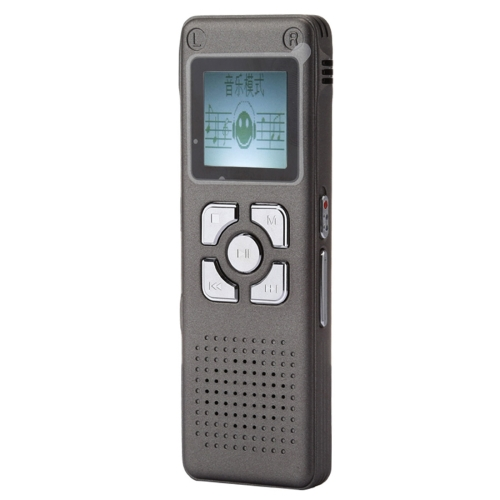 Buy VM39 Portable Audio Voice Recorder, 8GB, Support Music Playback / LINE-IN & Telephone Recording for $20.70 in SUNSKY store