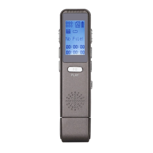 Buy VM118 Portable Audio Voice Recorder, 8GB, Support Music Playback for $21.70 in SUNSKY store
