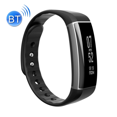 Buy Zeblaze Zeband 0.94 inch OLED Touch Screen Bluetooth 4.0 Life Waterproof Fitness Tracker Smart Bracelet for Android 4.3 / iOS 8.0 and Above System, Support Call Reminder / Heart Rate / Pedometer / Sleep Monitor / Swimming Mode, Black for $23.27 in SUNSKY store