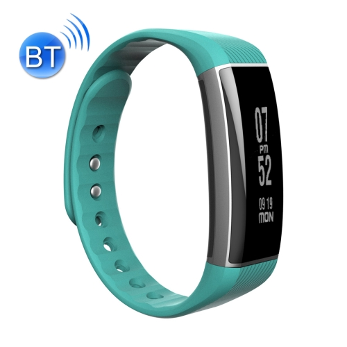 Buy Zeblaze Zeband 0.94 inch OLED Touch Screen Bluetooth 4.0 Life Waterproof Fitness Tracker Smart Bracelet for Android 4.3 / iOS 8.0 and Above System, Support Call Reminder / Heart Rate / Pedometer / Sleep Monitor / Swimming Mode, Green for $23.27 in SUNSKY store