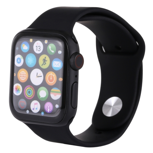 Color Screen Non-Working Fake Dummy Display Model for Apple Watch Series 4 44mm (Black)