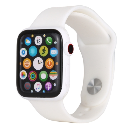 Color Screen Non-Working Fake Dummy Display Model for Apple Watch 5 Series 40mm(White) фото
