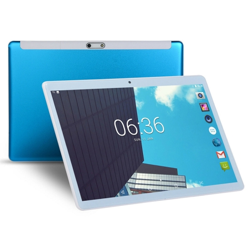 Y15 3G Phone Call Tablet PC, 10.1 inch, 2GB+16GB, 2.5D Screen, Android 4.4 MTK6592 Octa-core up to 1.3GHz, WiFi, Bluetooth, OTG, GPS(Blue) фото