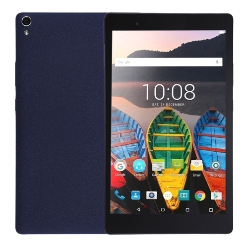 Lenovo Tab 3 8 Plus TB-8703R, 8.0 inch, 3GB+16GB, Phone Call Function, Android 6.0 Qualcomm Snapdragon 625 Octa Core up to 2.0GHz, Network: 4G, WiFi, GPS, Bluetooth (Dark Blue) sd for tab 3 8 plus slim luxury pu leather sleeve case pouch bags cover for lenovo p8 tb 8703n tb 8703f 8 inch tablet pc