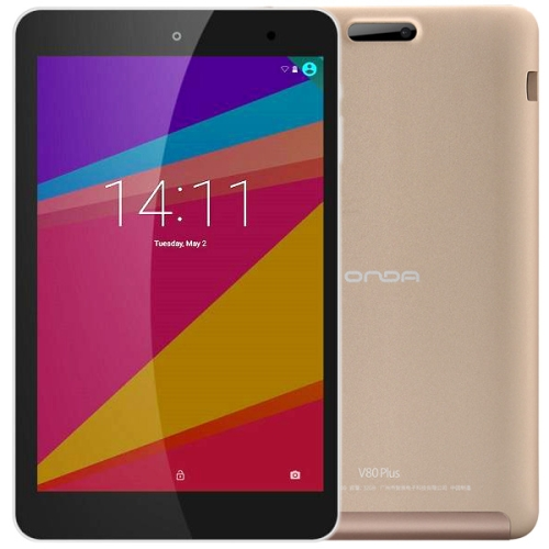 Buy ONDA V80 Plus Android OS Tablet, 8.0 inch, 2GB+32GB for $101.79 in SUNSKY store