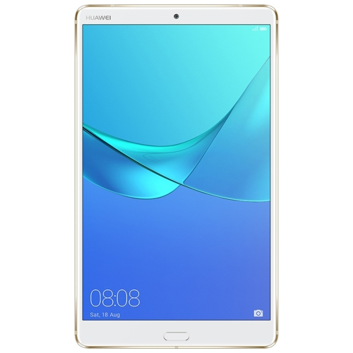 Huawei MediaPad M5 SHT-W09, 8.4 inch, 4GB+128GB, Face Identification & Fingerprint Navigation, Android 8.0, Hisilicon Kirin 960 Octa Core + Micro Nuclei i6, 4 x A73 2.4GHz + 4 x A53 1.8GHz, OTG, GPS, Dual Band WiFi (Gold) фото