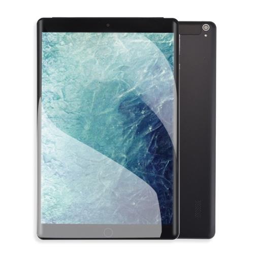 P10 3G Phone Call Tablet PC, 10.1 inch, 2GB+32GB, Android 5.0 MTK6582 Quad Core 1.6GHz, Dual SIM, OTG, WiFi, Bluetooth, FM, GPS(Black)