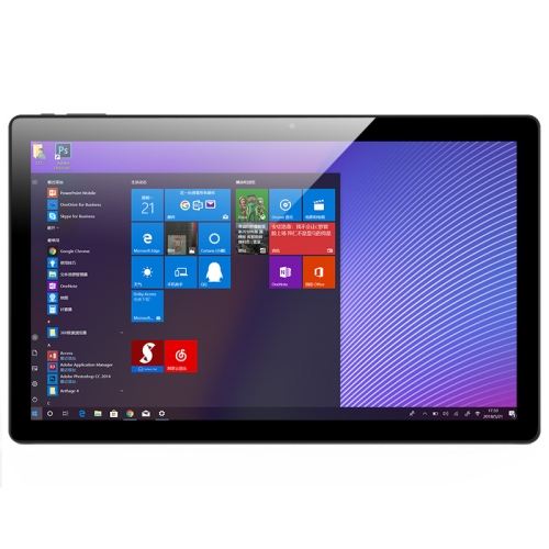 ALLDOCUBE KNote 5 Tablet, 11.6 inch, 4GB+128GB, 4000mAh Battery, Windows 10, Intel Gemini Lake N4000 Quad Core Up to 2.4GHz, Without Keyboard, Support Bluetooth & WiFi & TF Card & G-Sensor(Black+Grey)