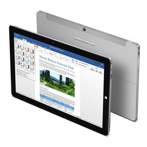 Teclast X3 Plus Tablet, 6GB+64GB, 24880mWh Battery, 11.6 inch, Windows 10 Home, Intel Apollo Lake N3450 Quad-core 1.1-2.2GHz, Support OTG & Bluetooth & Dual Band WiFi(Black+Grey) zeuslap x1 13 3 inch intel apollo lake 6gb ddr3 1920 1080p ips screen wifi bluetooth windows 10 ultrathin metal laptop computer