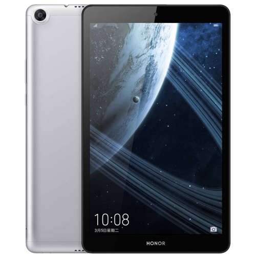 Huawei Honor Tab 5 JDN2-AL00HN WiFi, 8 inch, 4GB+64GB, Face Identification,  Android 9.0 Hisilicon Kirin 710 Octa Core, 4 x Corte x A73 2.2GHz + 4 x Corte x A53 1.7GHz, Support OTG & GPS & Dual Band WiFi(Grey)