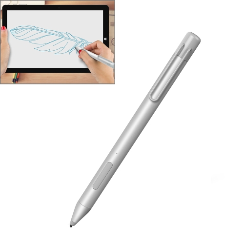 Buy CHUWI HiPen H3 1024 Levels of Pressure Sensitivity Dual-chip Metal Body Active Stylus Pen with Auto Sleep Function for $20.52 in SUNSKY store
