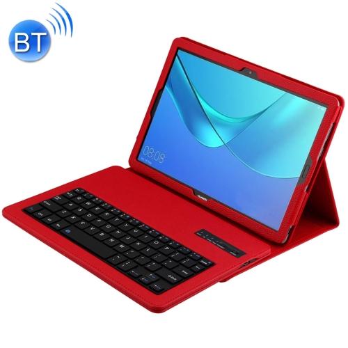 SUNSKY - Detachable Bluetooth Keyboard + Litchi Texture Horizontal
