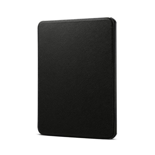 Horizontal Flip PU Leather Protective Case for Amazon Kindle 2019, with Sleep & Wake-up Funtion (Black)