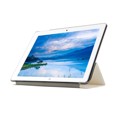 Buy OCUBE Cube iwork1X, WMC1249 Frosted Texture Horizontal Flip Leather Case with Three-folding Holder, White for $5.91 in SUNSKY store