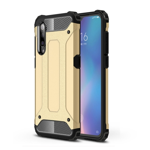 Magic Armor TPU + PC Combination Case for Xiaomi Mi 9(Gold)