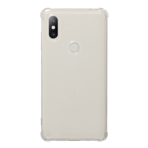 Shockproof TPU Protective Case for Xiaomi MI Mix 2S (Transparent)