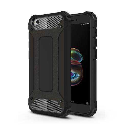 Magic Armor TPU + PC Combination Case for Xiaomi Redmi Go (Black)