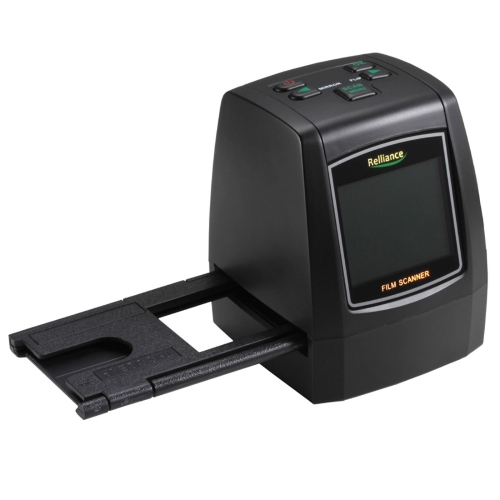 EC018 USB 2.0 Color 2.4 Inch TFT LCD Screen Film Scanner,Support SD Card