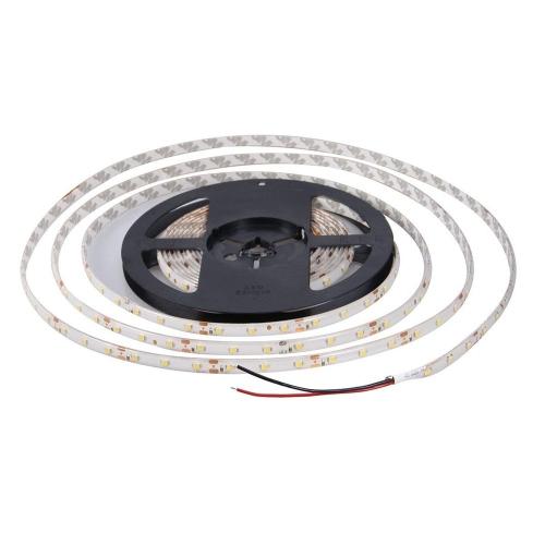 YWXLight 300 LEDs SMD 3528 5M IP65 Waterproof Red Light Normal Brightness Flexible LED Light Bar Strip DC 12V (Cold White)