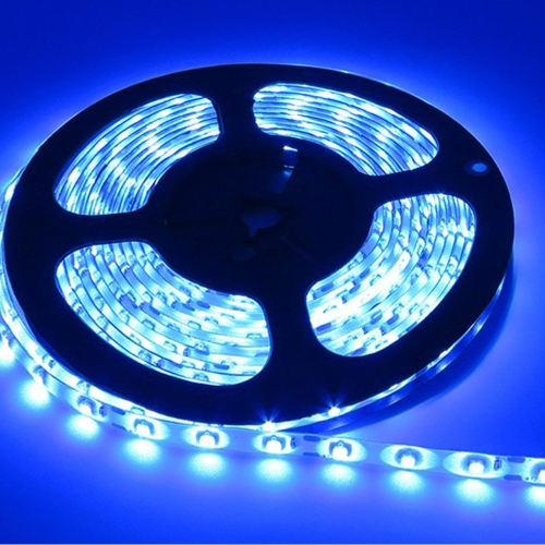 3528 SMD 300 LEDs Waterproof IP65 LED Strip Light String Ribbon 5M 12V Blue