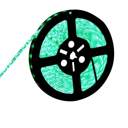 5M 300Leds Green SMD 5050 Flexible Led Strip Lights DC12V for Car Waterproof