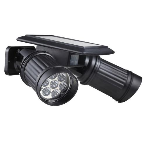 YWXLight 14LEDs Adjustable Solar Spotlight Wall Light PIR Motion Sensor Lamp Path Garden Yard Outdoor Waterproof Light