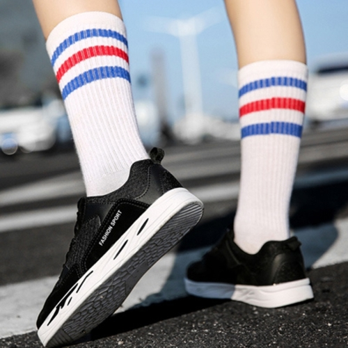 Breathable Lightweight and Comfortable Outdoor Sport Casual Shoes for Woman (Color:Black Size:37)