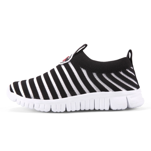 Space New Slim Fit Flywire Weaving 3D Printing Running Shoe For Unisex Kid