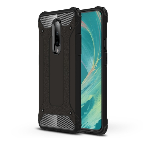Magic Armor TPU + PC Combination Case for OnePlus 7 (Black)