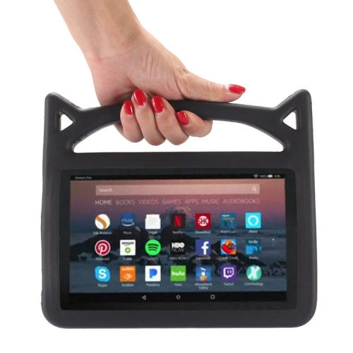 Shockproof EVA Bumper Case for Amazon Kindle Fire HD 10 inch, with Handle & Holder
