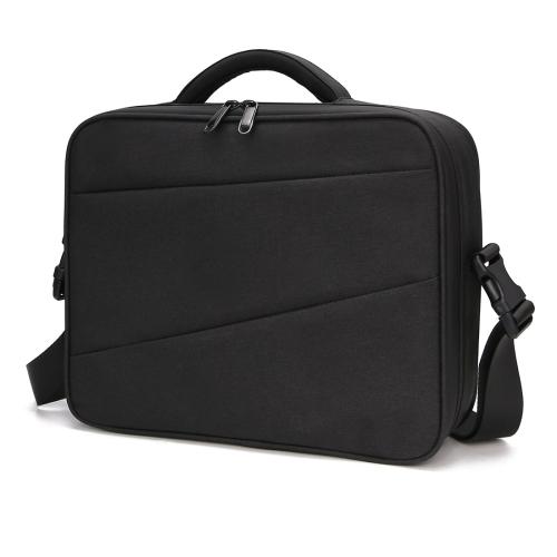 Color : Black MEETBM ZIMO,Multi-Functional Portable Travel Nylon Waterproof Anti-Shock Shoulder Storage Case Crossbody Bag for DJI Mavic 2 Pro//Zoom