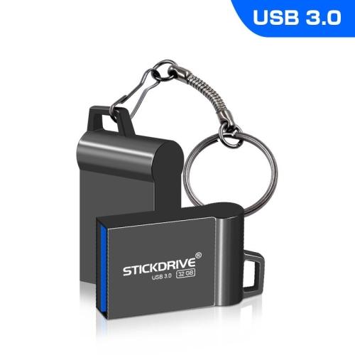 STICKDRIVE 32GB USB 3.0 High Speed Mini Metal U Disk
